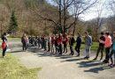 Izviđačka ekoloska akcija na lokalitetu Kiseljaka