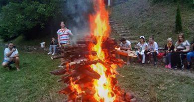 Završen petodnevni bivak na Kiseljaku kod Tešnja